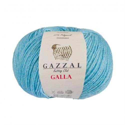 Gazzal Galla Mavi El Örgü İpi - 51