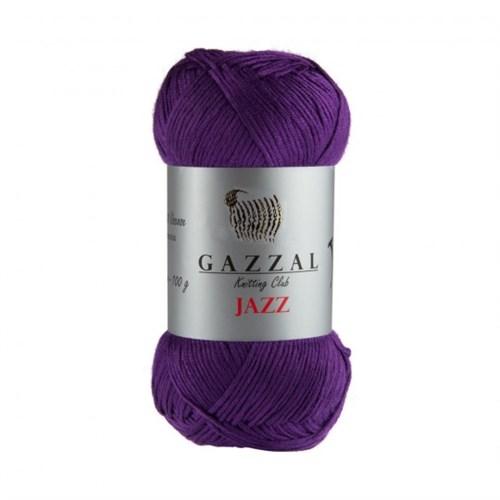 Gazzal Jazz Mor El Örgü İpi - 636
