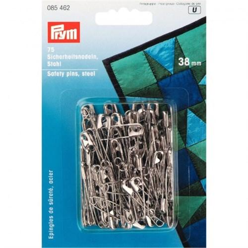 Prym 75 Adet Gümüş Çengelli İğne - 085462