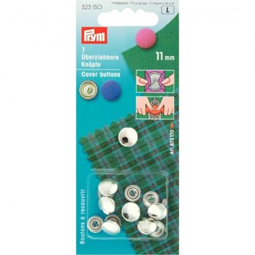 Prym Metal Aparatsız Kaplama Düğme - 323150