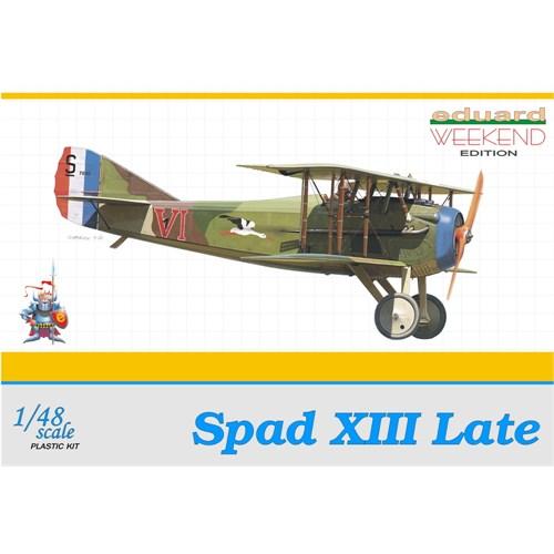 Spad XIII Late (ölçek 1:48)