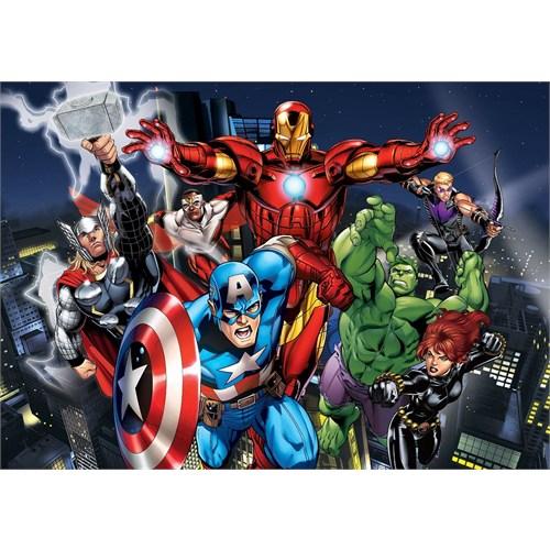 Clementoni 26749 60 Parça Maxi Avengers Puzzle