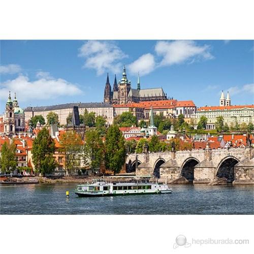 Castorland Prage Czech Republic 1000 Parça Puzzle
