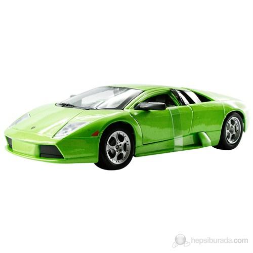 Maisto Lamborghini Murcielago Diecast Model Araba 1:24 Special Edition Yeşil