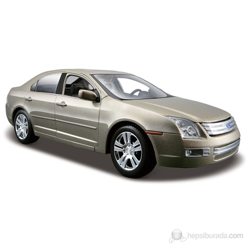 Maisto 2006 Ford Fusion Model Araba 1:24 Special Edition Krem