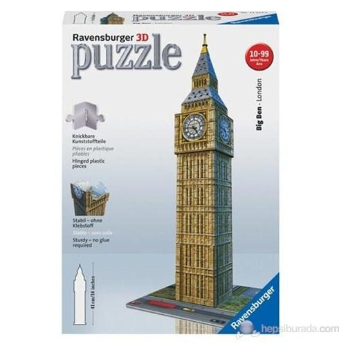 Ravensburger Big Ben Saat Kulesi 3D Puzzle