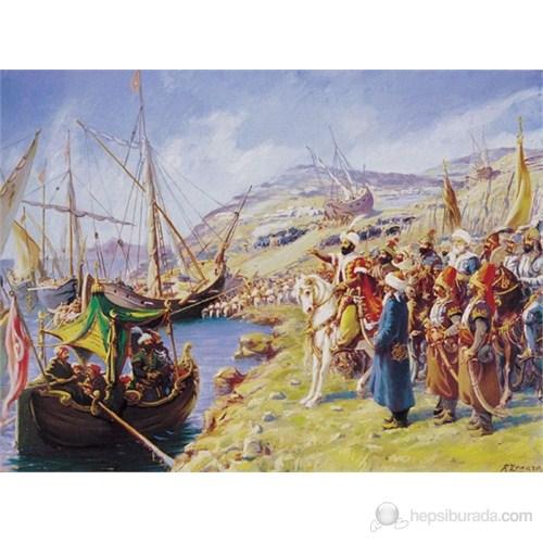 Art Puzzle 1500 Parça İstanbul'un Alınışı