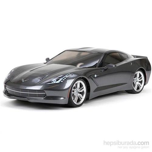 Vaterra V100-S 1/10 Chevrolet Corvette Stingray C7 Rtr 2.4 Gghz Spektrum Uzaktan Kumandalı Araba