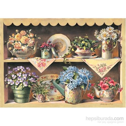 Art Puzzle Ahşap Puzzle 1000 Parça Rafımın Güzelleri