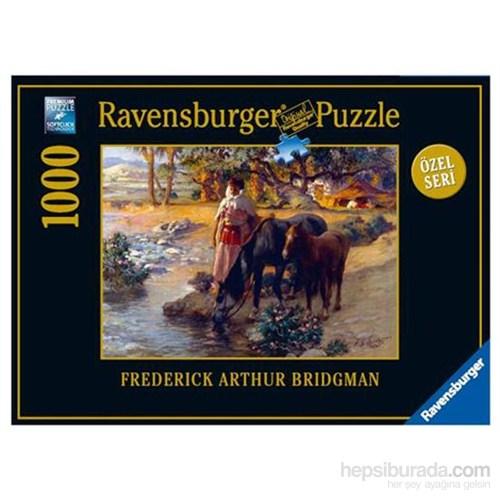 Bozkırda Gün Işığı Ravenburger 1000 Parça Puzzle (Osmanlı Klasikleri)