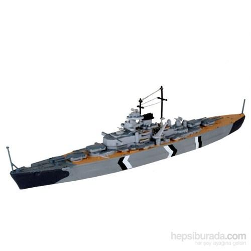 Revell 1:200 Gemi Maketi M Set Bismarck