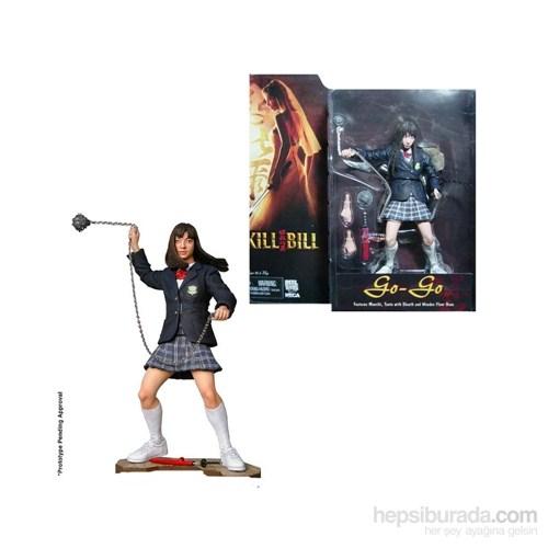 Kill Bill Go-Go Yubari Action Figure 7 İnch