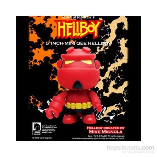 Hellboy 5'' Mini Qee Figure: Red