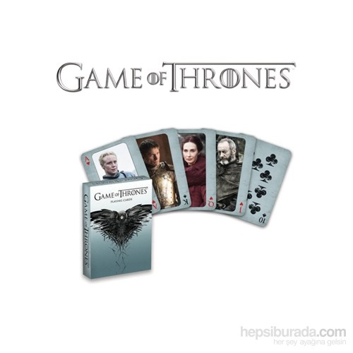 Game Of Thrones Playing Cards 2Nd Edition Oyun Kartı