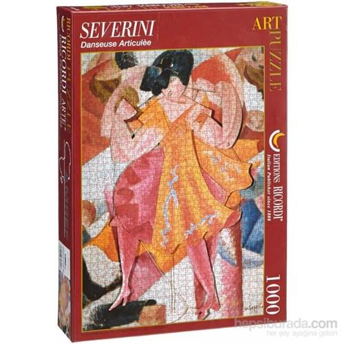 Danseuse Articulee, Severini (1000 Parça)
