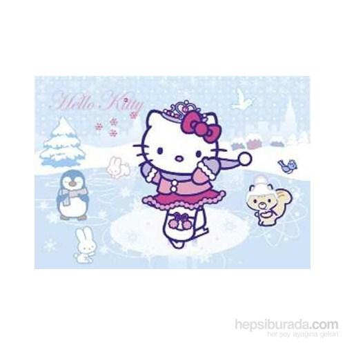 Hello Kitty Ice Skating (104 Parça)