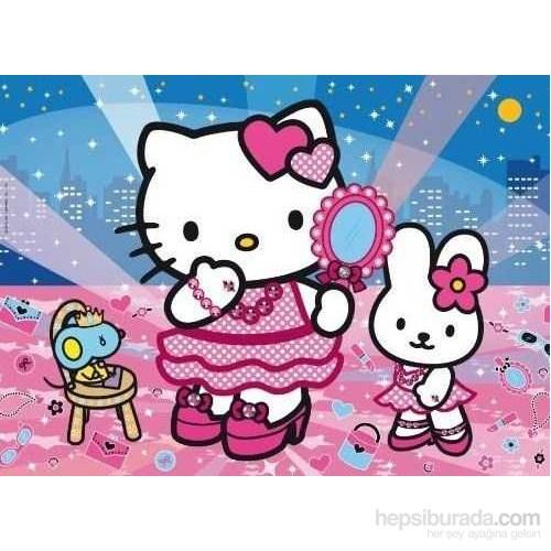 The Precious Hello Kitty (104 Parça)