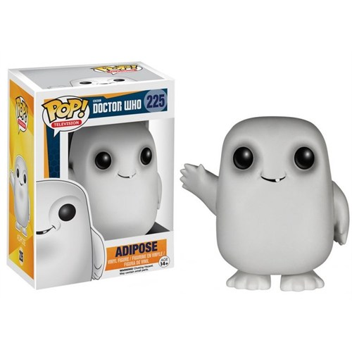 Funko Doctor Who Adipose Pop