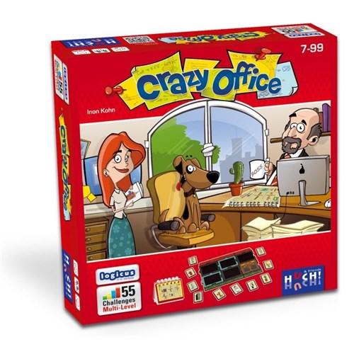 Crazy Office Kutu Oyun