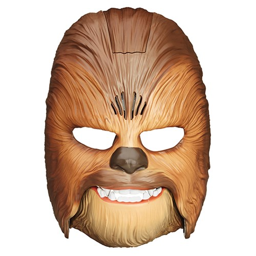 Star Wars The Force Awakens Chewbacca Elektronik Maske