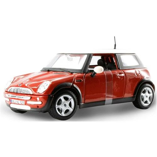 Maisto Mini Cooper Model Araba 1:24 Kırmızı
