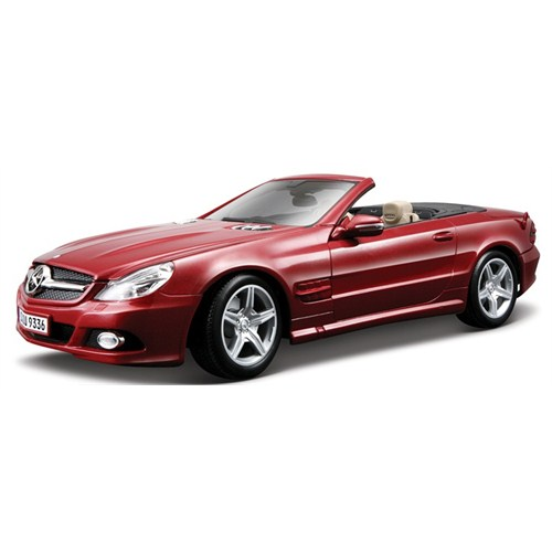 Maisto Mercedes Sl 550 Model Araba 1:18