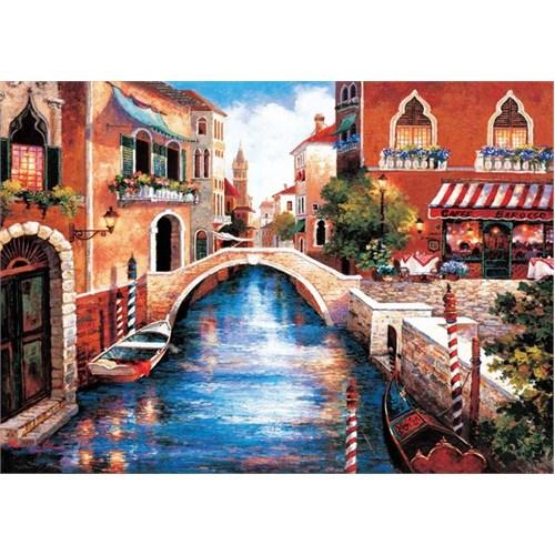 KS Games Puzzle Streets of Venice III (2000 Parça)