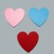 Tahtakale Toptancısı Keçeden Kalp (50 Adet)