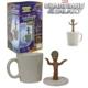 Big Bang Pow Baby Dancing Groot Ceramic Mug Kupa Bardak