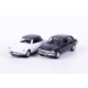 Welly Citroen Ds19 - Peugeot 504 - 2'li Set