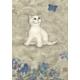 Heye Beyaz Kedicik Puzzle (500 Parça)