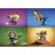 Heye 150 Parça Karikatür Puzzle (Müzisyenler)