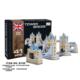 Cc Oyuncak 3D Puzzle Tower Bridge - 41 Parça