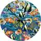 Art Puzzle 570 Parça Çok Balık Saat