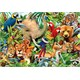 Educa Puzzle Animal World (500 Parça)
