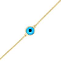Altınsepeti Altın Zarif Göz Boncuk Bileklik As228Bl