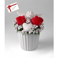 Ejoya Gifts Güller Ve Melekler Kırmızı 74139