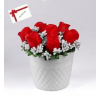Ejoya Kırmızı Güller Sabun Aranjmanı 74140