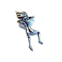 Betico Fashion Gümüş Vintage Kulak Aksesuarı