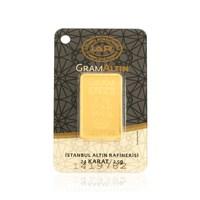 IAR 24 Ayar Külçe Gram Altın 2,5 Gr.