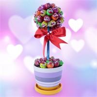 Doğum Günü Hediyesi Rengarenk Topitop Ağacı