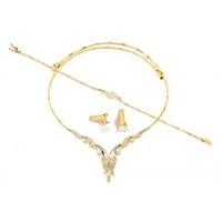 Melis Gold 8 Ayar Altın , Gerdanlık ve Düğün Seti Ds00067