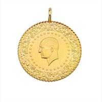 Eski Tarihli Çeyrek Altın (Kulplu)