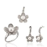 Nevinci Hazine Gümüş Mini Set