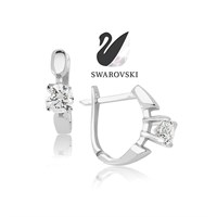 Swarovski Beauty Küpe