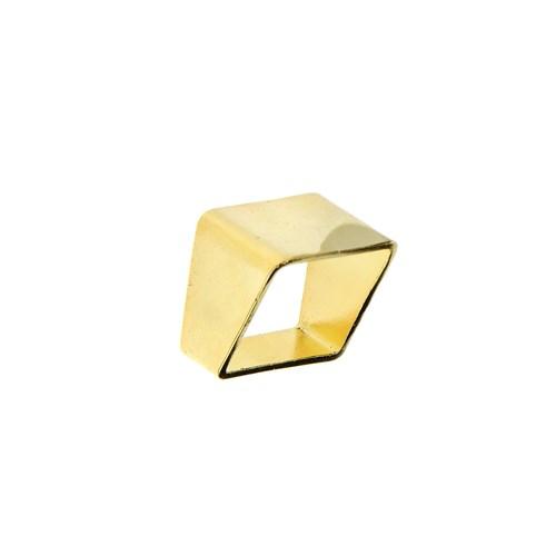 Chiccy Altın Geometrik Yüzük
