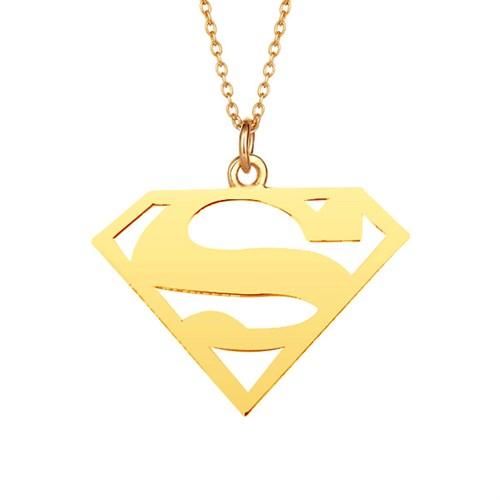 Altınsepeti Altın Süpergirl Kolye As1022kl