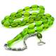 Wontis Gümüş Püsküllü Tatlı Yeşil Sıkma Kehribar Wnt-1150031