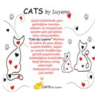 Cats By Luyano Keyif Tepsisi Love Cats