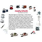 Morphy Richards 48950 Food Fusion Mutfak Robotu
